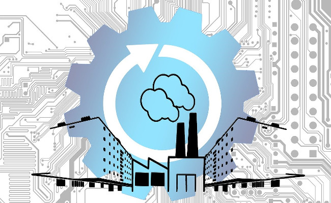 Industry 4.0 Manufacturing Automation