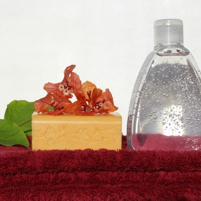 Soap and Sanitizer